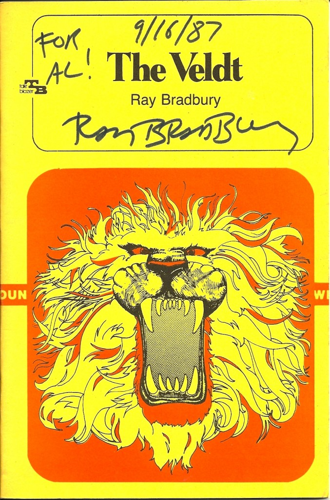 the veldt by ray bradbury about Find all available study guides and summaries for the veldt by ray bradbury if there is a sparknotes, shmoop, or cliff notes guide, we will have it listed here.