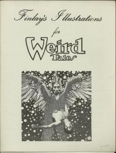 Finlay Weird Tales 1
