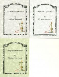 Swanwick Chapbooks 100814