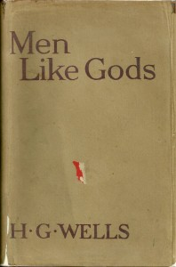 Wells Men Like Gods