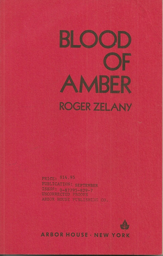 Blood of Amber proof