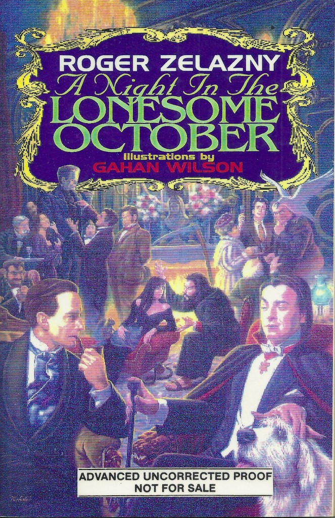 Lonesome October Proof