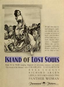Island Lost Souls