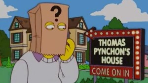 Pynchon Simpsons