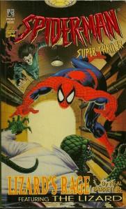 Spiderman Lizard's Rage