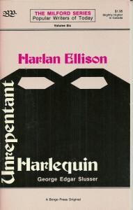 Unrepntent Harlequin