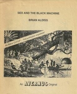 Aldiss Sex Black Machine