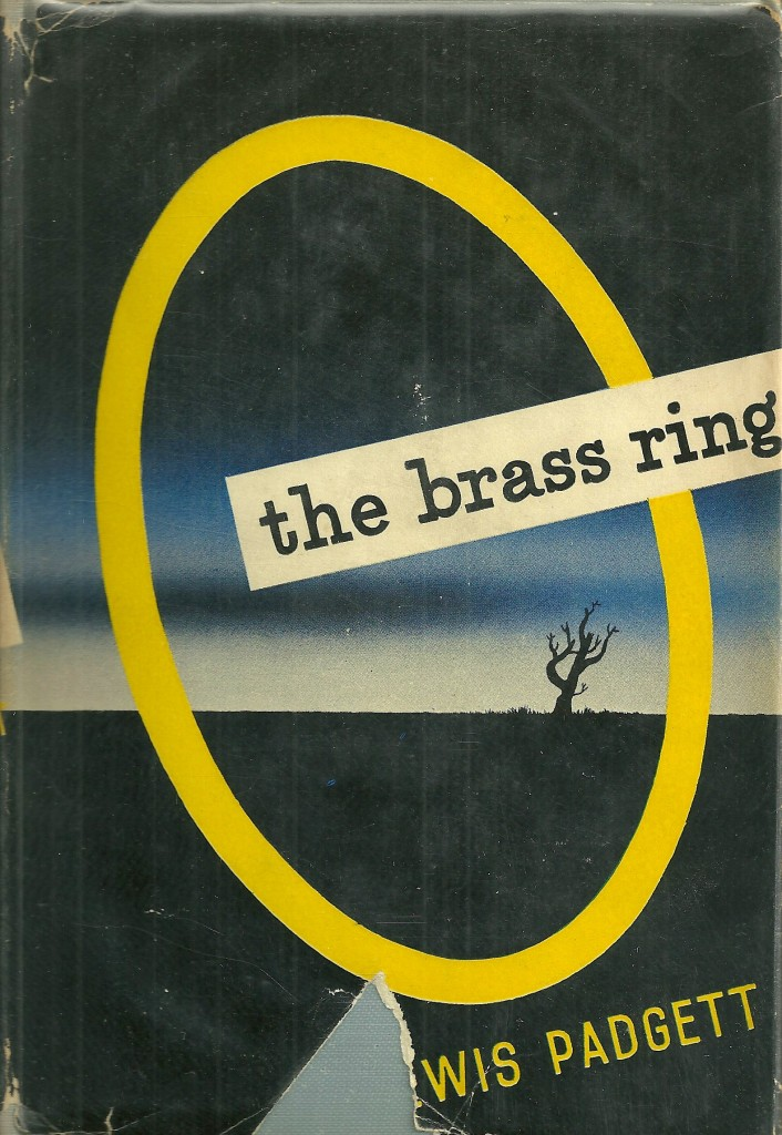 Brass Ring cover