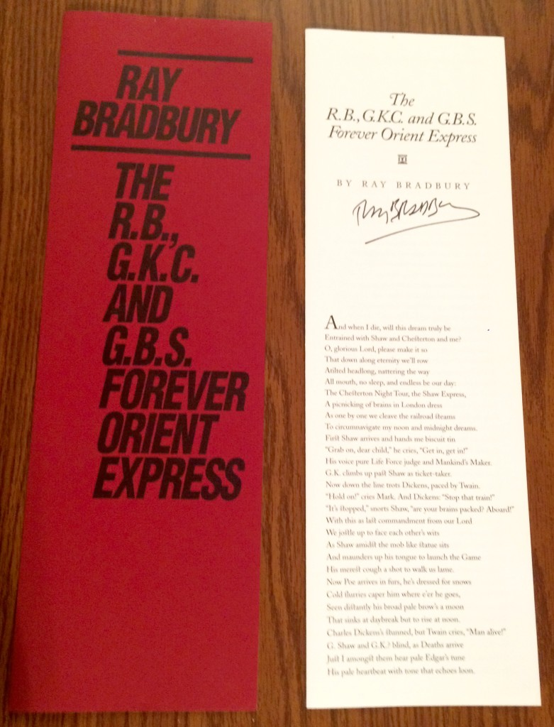 ray bradbury lawrence person s futuramen  essays on creative writing literature and the arts a book that joshua odell editions evidently cancelled this work would later show up in bradbury s